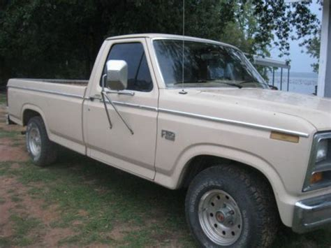 buy used 1983 ford f 150 base standard buy used 1983 ford f 150 base standard cab pickup 2 door 5 8l in yantis texas united states
