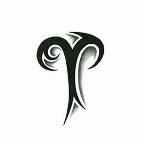 Sternzeichen Widder Symbol : 33 besten tattoo bilder auf pinterest widder tattoo sternzeichen und widder ~ Orissabook.com Haus und Dekorationen