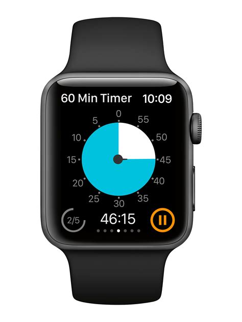 Time Timer® Apple Watch App | Time Timer