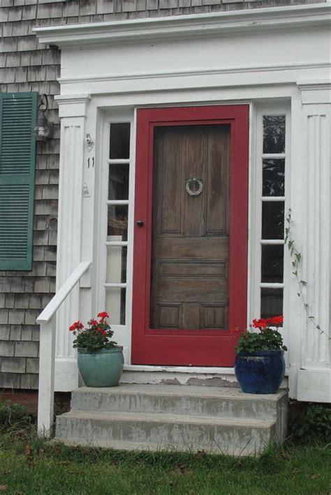 25+ Best Ideas About Painted Storm Door On Pinterest