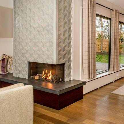 Bidore 95 By Element4  Modern Corner Fireplace Direct