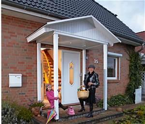 Vordach Hauseingang Holz : ein eingang nach ma selber machen heimwerkermagazin ~ Sanjose-hotels-ca.com Haus und Dekorationen