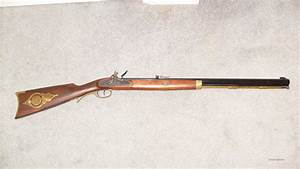Cabelas 54 Caliber Hawken Flintlock Rifle For Sale