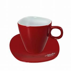 Tasse Mit Untertasse : alfredo walk re cappuccino tasse mit untertasse 6 stk rot weiteres geschirr aus porzellan und glas ~ Sanjose-hotels-ca.com Haus und Dekorationen
