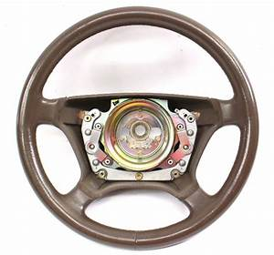 Leather Steering Wheel 94-00 Mercedes W202 C280
