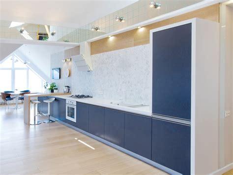 tiles and backsplash for kitchens 27 blue kitchen ideas pictures of decor paint cabinet