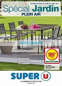 Table De Jardin Super U : chaise de jardin super u r nover en image ~ Dailycaller-alerts.com Idées de Décoration