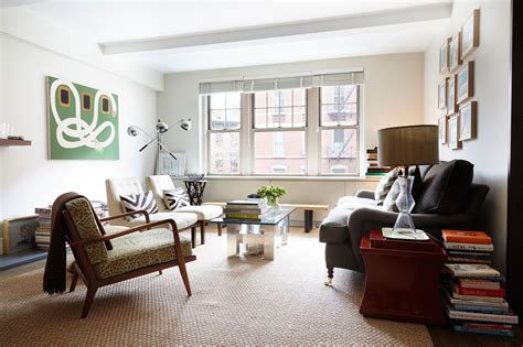 peter soms  york city apartment celebrity home lonny