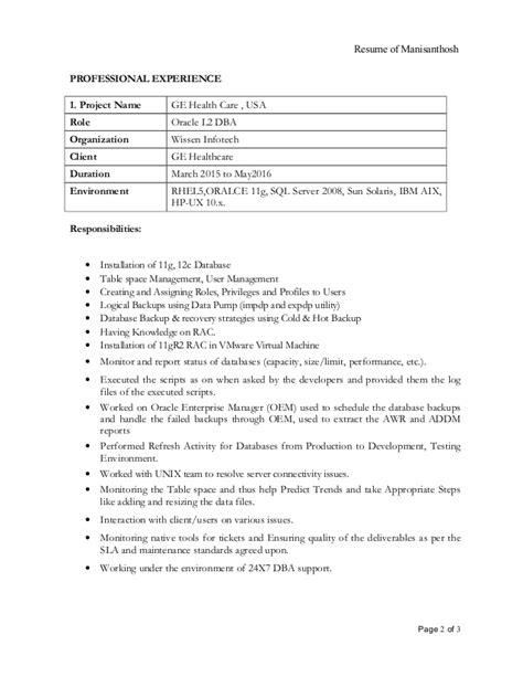 Oracle Resume Impdp by Resume