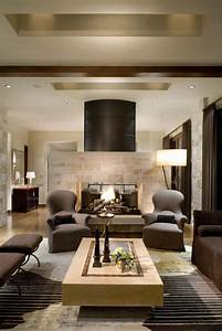 Modern, Cozy, Living, Room, Ideas, 27