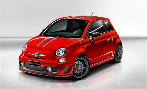 2014 Fiat Abarth by 2014 Fiat 500 Abarth Concept