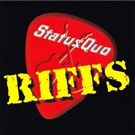 Riffs - Status Quo mp3 buy, full tracklist