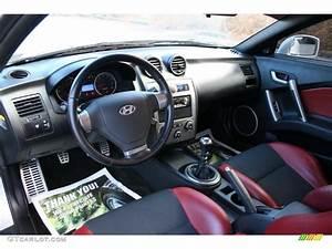 2008 Hyundai Tiburon Se 6 Speed Manual Transmission Photo