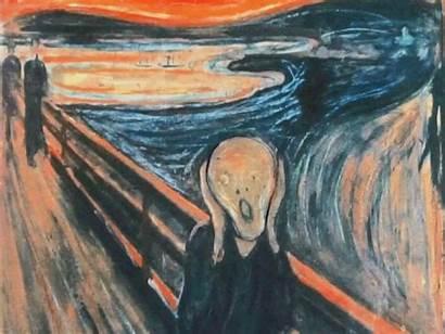 Scream Painting Screaming Adafruit Industries Cu Park