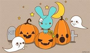 Cute Halloween Wallpapers - Wallpaper Cave