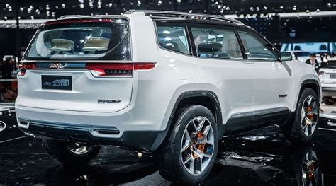 2018 Jeep Wagoneer Concept by 2018 Jeep Yuntu Concept Wagoneer Price Photo Specs