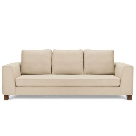 belfort canap 233 3 places beige jute achat vente canap 233 sofa divan cdiscount