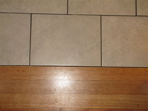 floor transition tile to wood tile to wood floor transition home design ideas