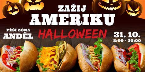 Zažij Ameriku - Halloween - Foodevent