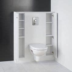 Armoire Suspendu Pour Wc by Avant Apr 232 S Toilettes D 233 Co Avec Wc Suspendu Etcaetera