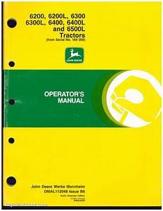 Used John Deere 6200  6200l  6300 6300l  6400  6400l And