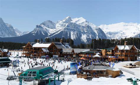 Lake Louise Ski & Snowboard Photos