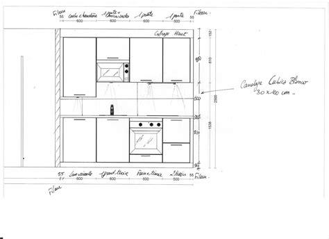 taille plan de travail cuisine hauteur et largeur du plan de travail collection et
