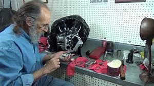 Installing A Harley Davidson Shovelhead Oil Pump