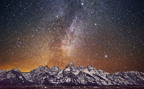 Milky Way Wallpaper Background Image
