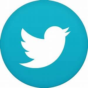 Twitter Icon | Circle Iconset | Martz90