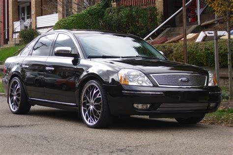 2006 Ford Five Hundred by Sin9669 2006 Ford Five Hundredlimited Sedan 4d Specs