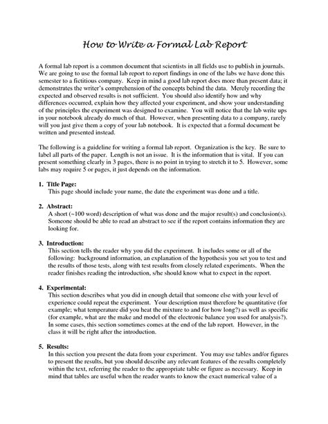 Papers And Reports Best Photos Of Formal Introduction Paper Exle