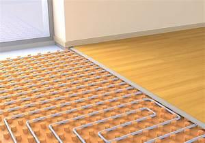 Laminat Auf Fußbodenheizung : fu bodenheizung kosten tipps aufbau vorteile ~ Markanthonyermac.com Haus und Dekorationen