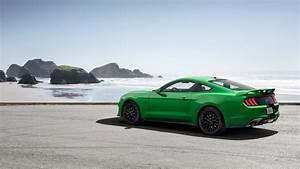 2018 Ford Mustang GT Fastback 4K 2 Wallpaper HD Car