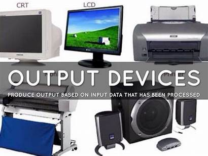 Terms Output Input Devices Tech Data