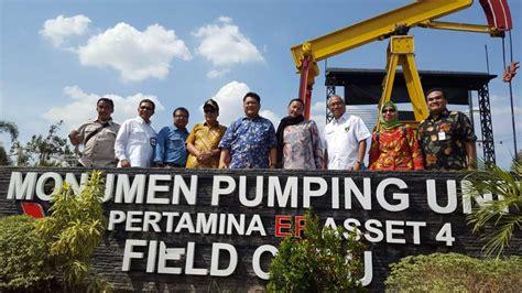 Komisi 7 DPR RI Kunjungi PT Pertamina EP Asset 4 Field ...