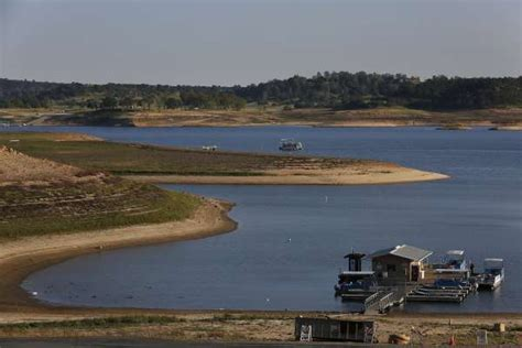 Boat Dock Utility District by California Drought Delta Town Grapples With Water