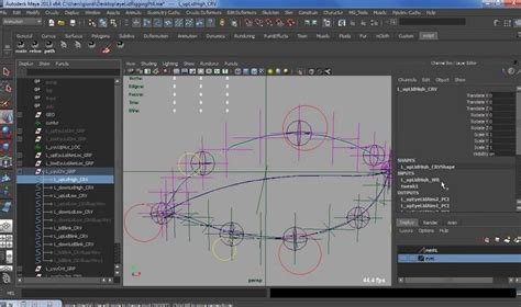 flex muscles rigging in 3ds max tutorial 11 best rigging ribbons images on Inspirational