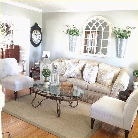 See more ideas about decor, above couch, home decor. 40 Cozy Farmhouse Mirror Living Room Design   Mirror decor living room, Living room mirrors ...