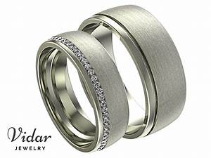Eternity Matching Wedding Band His And Hers Vidar