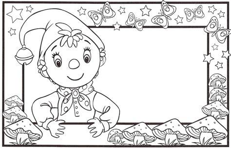oui oui 2 coloriage oui oui coloriages pour enfants