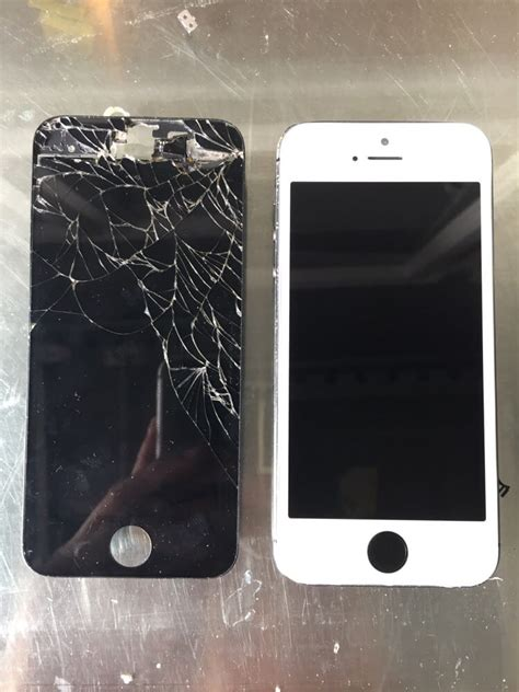 black screen on iphone iphone 5s custom with the white screen and black button