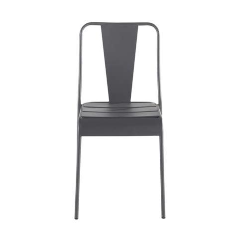 chaise de jardin maison du monde chaise de jardin en métal harry 39 s maisons du monde