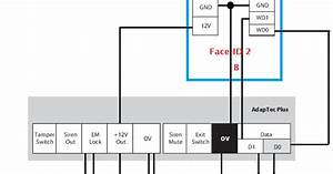 Face Id 2 In  Out Wiring Diagram Using Adaptec Plus