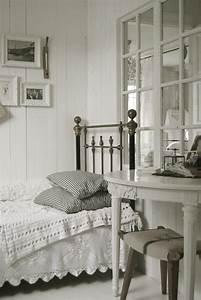 Schlafzimmer Vintage Style : romantische slaapkamer i love my interior ~ Michelbontemps.com Haus und Dekorationen