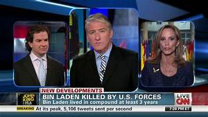 CNN's bin Laden coverage: Downloadable framegrabs