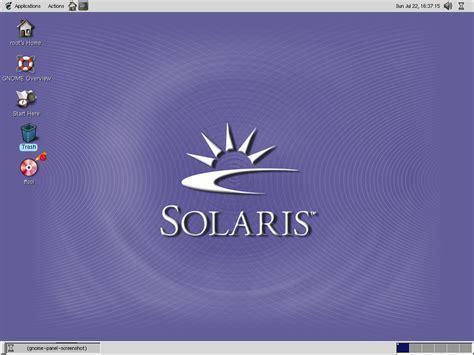 Solaris History