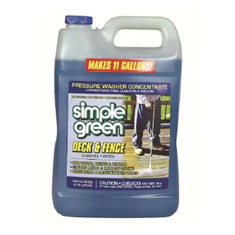 unique simple green deck cleaner  pressure washer simple