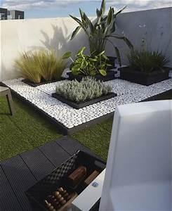 Idée Jardin Zen : id es cr atives pour un jardin paysagiste unique design feria ~ Dallasstarsshop.com Idées de Décoration
