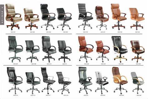 exciting different types of office chairs 86 for your best